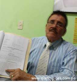 GUILLERMO BARANDIARÁN. Abogado tras importante caso