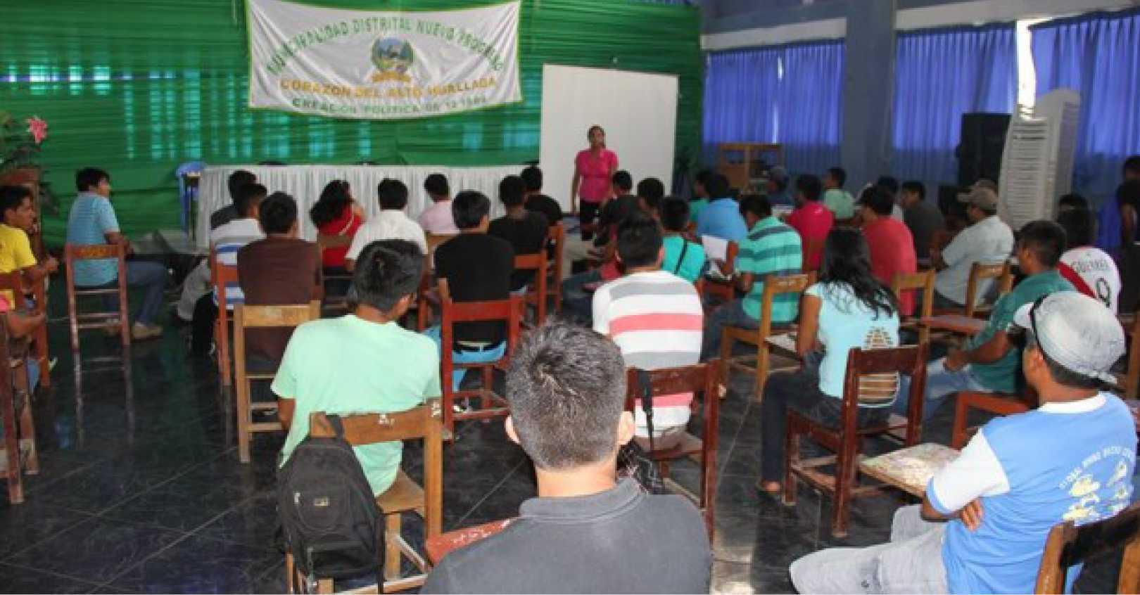 Estudiantes del Pronabec ingresan a Universidad de la Amazonía