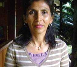 PILAR SAAVEDRA. Directora Regional de Educación