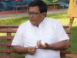 VICTOR NORIEGA REÁTEGUI. Gobernador Regional de San Martín