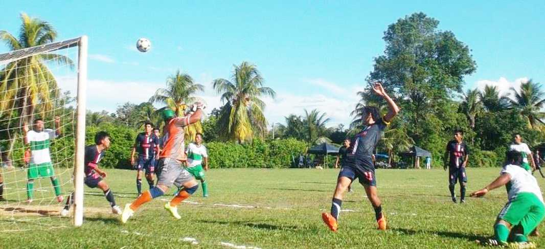 Equipos de Tarapoto despuntan  en la Copa Perú