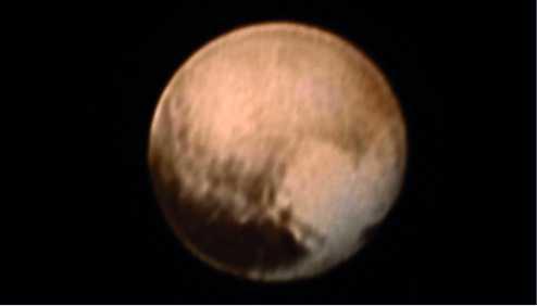 NASA publica la imagen detallada de Plutón