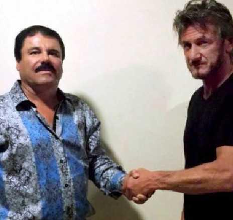 Increíble: Sean Penn entrevistó al Chapo Guzmán en la clandestinidad