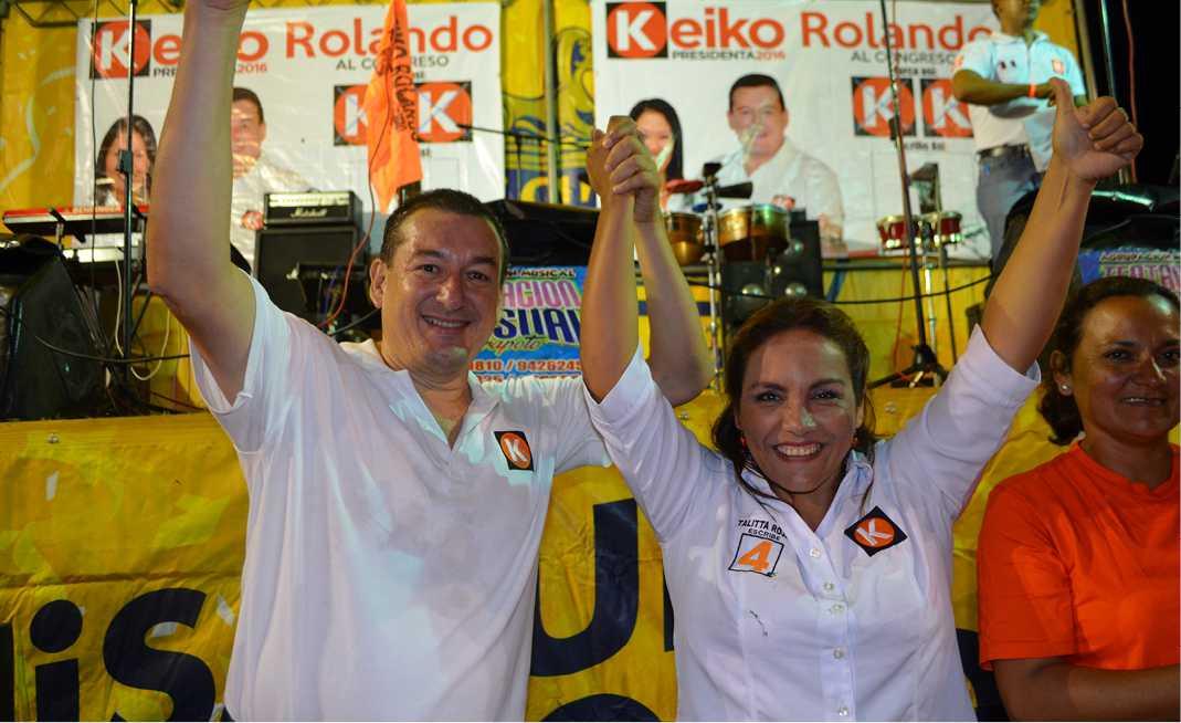 Rolando Reátegui realiza cierre de campaña en San José de Sisa y Nueva Cajamarca - Diario Voces