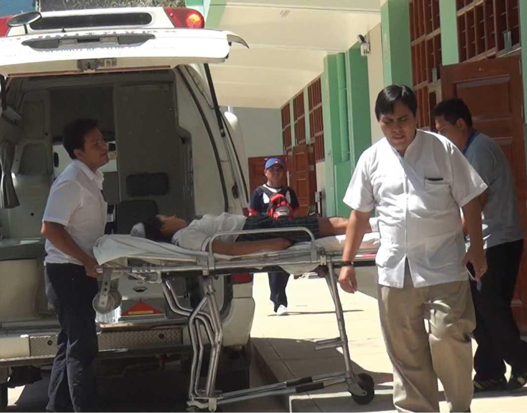 Confirman que histeria colectiva ocasionó desmayos en alumnos de Colegio Elsa Perea
