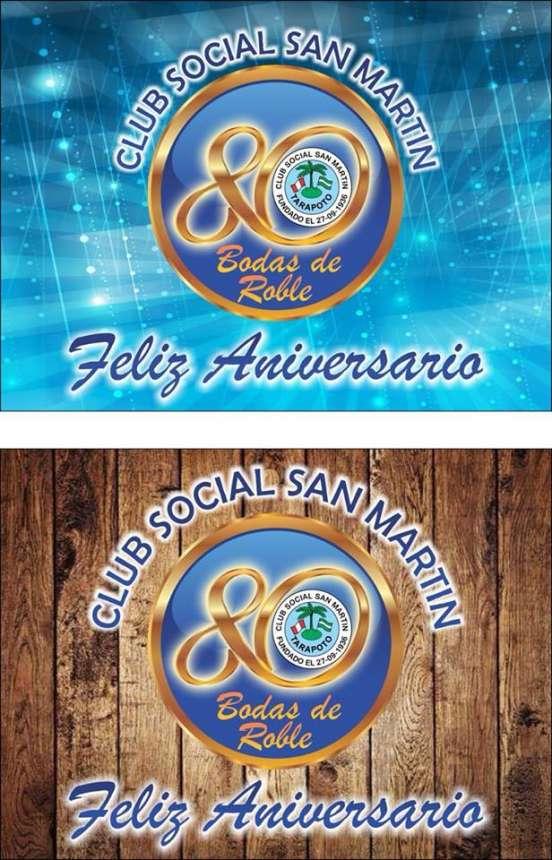 Club San Martín celebra 80 años con Fiesta para el recuerdo