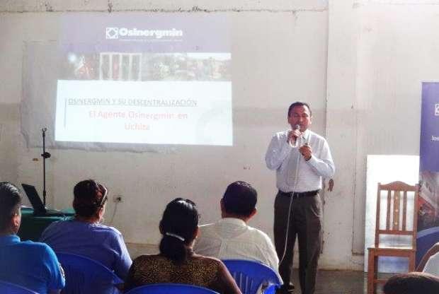 OSINERGMIN inaugura agente de Orientación y Atención en Uchiza - Diario Voces