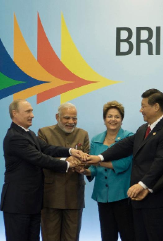 BRICS crean su propia agencia de calificación financiera