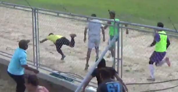 San José de Agua Blanca se  clasificó a octavos de final