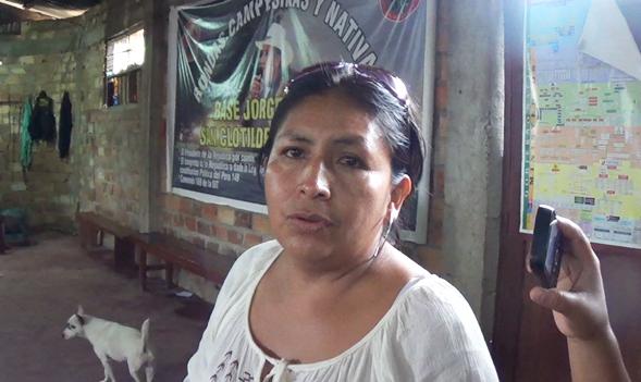 ELSA TÁVARA YAJAHUANCA
