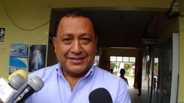 ALCALDE DE MOYOBAMBA ING. OSWALDO JIMÉNEZ SALAS