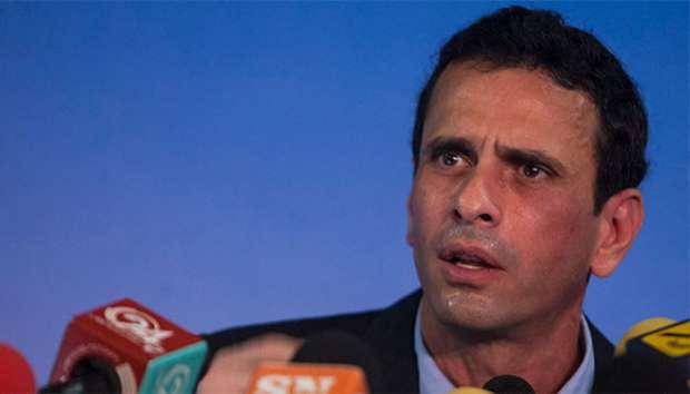 Denuncian a Henrique Capriles por Caso Odebrecht