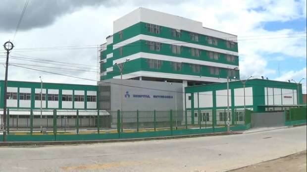 HOSPITAL DE MOYOBAMBA