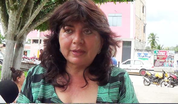 MERCEDES TORRES, ALCALDESA DE RIOJA