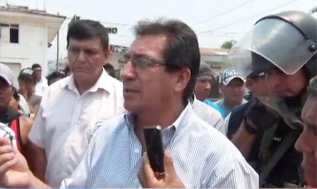 ROLANDO GARCÍA MORI ALCALDE DE PICOTA