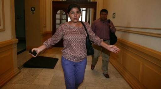 Nancy Obregón: piden 35 años de cárcel para ex congresista