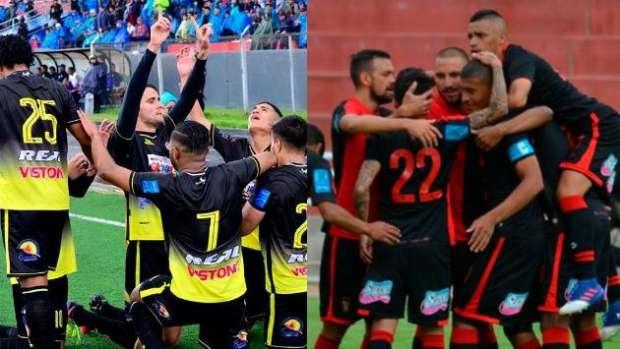 Melgar venció a UTC Cajamarca en la primera final