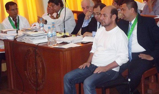 Anulan sentencia de exgobernador Yván Vásquez — Loreto