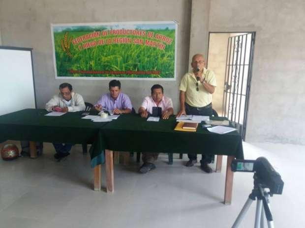 Por bajo precio del arroz  productor anuncian medida de fuerza