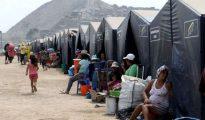 Casi 5 mil módulos de vivienda aún no llegan a damnificados del Niño