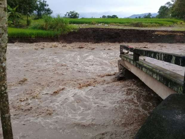 Fuertes lluvias se prolongaron por más de 9 horas — San Martín