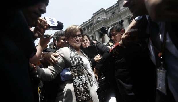 Poder Judicial evaluará impedimento de salida del país de Susana Villarán — Perú