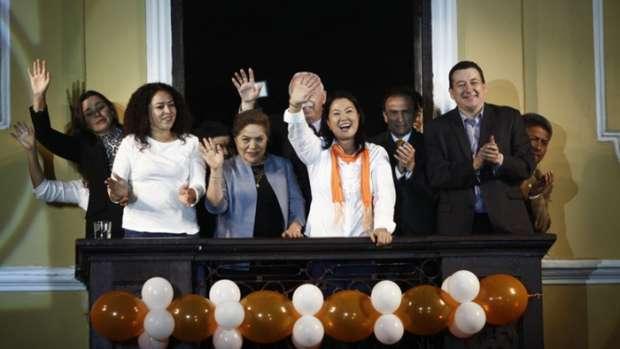 Keiko Fujimori: Ministerio Público incauta información sobre Fuerza Popular en la ONPE
