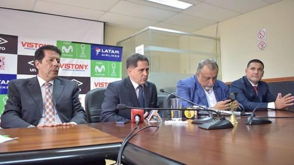 FPF se encargará de elaborar el Campeonato Descentralizado 2018