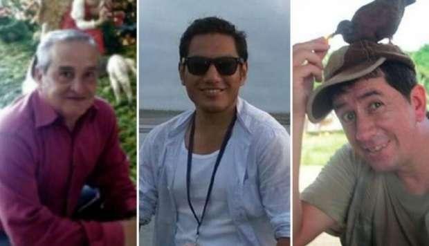 Noticias Militares de Ecuador: Pdte. confirma asesinato de periodistas