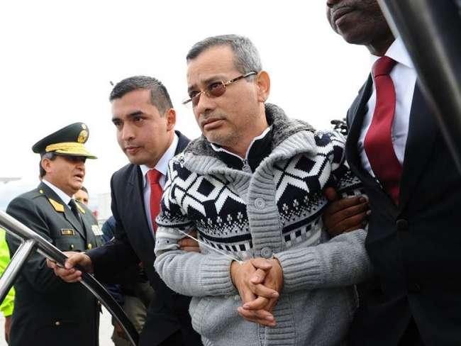 Confirman que Rodolfo Orellana tiene su estudio de abogado en la cárcel