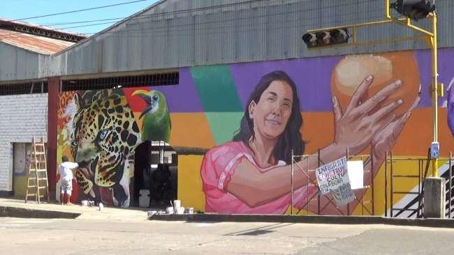 Murales Arte Pintura