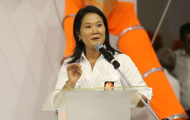 Fiscalía de Lavado de Activos citó a declarar a Keiko Fujimori