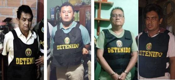 """Hoy será la audiencia de los presuntos integrantes de organización criminal """"Los verdugos de San Martín"""""""