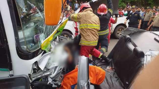 Trágico accidente de tránsito enluta al fútbol  sanmartinense tras muerte de cinco adolescentes