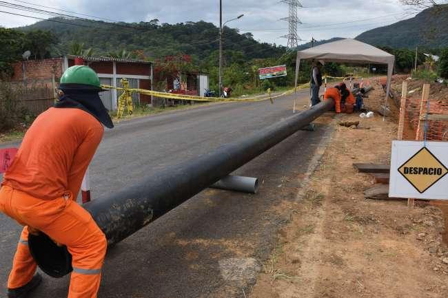 Benefician a más de 14 mil pobladores con ejecución de obra de agua potable