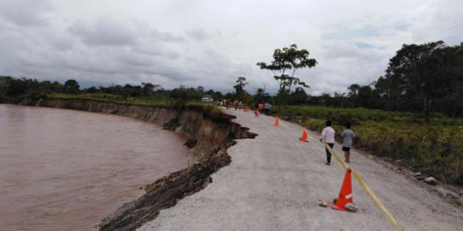 Alcalde de Yorongos se siente indignado por ser excluidos como distrito en peligro