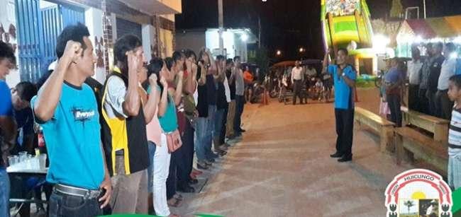 Organizan nuevo comité de rondas campesinas en Huicungo