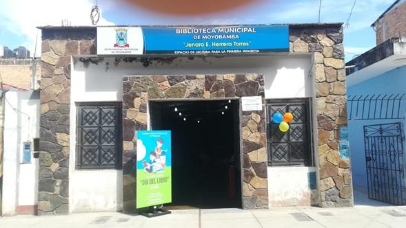 Lanzan campaña de donación de libros en la ciudad de Moyobamba