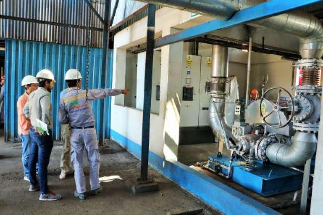 DEVIDA y agencia de cooperación alemana visitaron planta de procesamiento