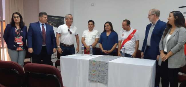 """Proyecto """"Una Nación, Un Día – Un solo Perú"""", llega a Tarapoto"""