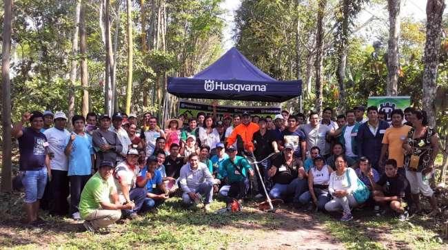 Más de 200 productores participaron de encuentro cafetalero en Jepelacio - Diario Voces