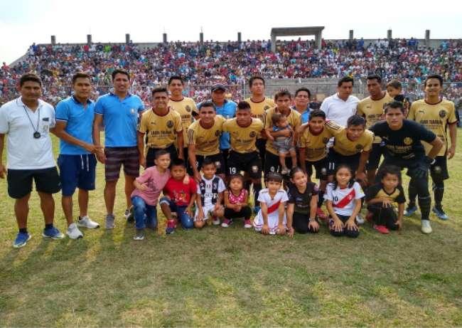 Dorados no pudo contra  Llacuabamba, empató 1-1 en Sisa