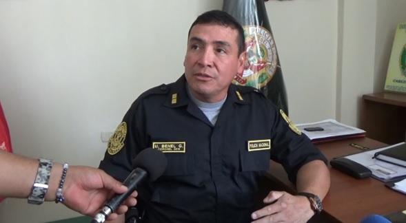 Existe déficit de 300 policías en la zona del Alto Mayo