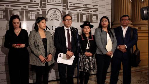 Nuevo Perú solicitará que se anule la selección de candidatos al TC