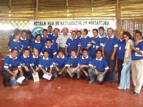 Asociación de Periodistas de San Martín ASPESAM primeros 15 años de vida institucional