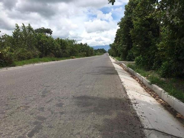 Este lunes 21 colocarán asfalto en carretera Calzada – Soritor - Diario Voces