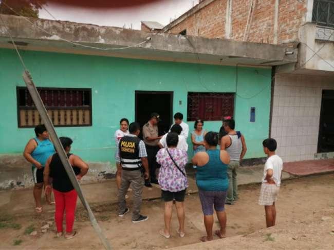 Vecinos denuncian colapso de sistema de desagüe en Bellavista
