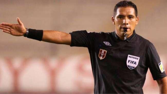 Diego Haro se encargará del VAR en la final de la Copa Libertadores 2019