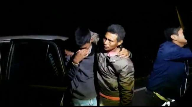 Delincuentes en carretera, pasajeros son asaltados cerca a Tabalosos - Diario Voces