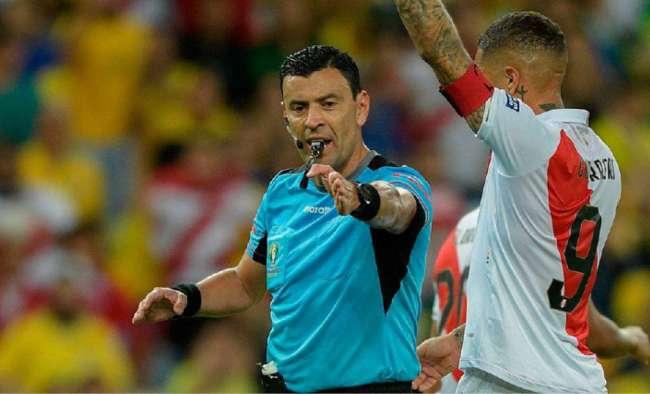 Roberto Tobar será el árbitro de la final de la Copa Libertadores Lima 2019